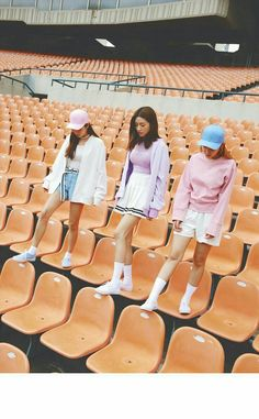 26 Super ideas for skirt outfits summer dressy short Dressy Shorts, Purple Shorts, Trendy Dresses, Nice Dresses, Short Dresses, Mode Ulzzang, Ulzzang Girl, Bff, Team Pictures