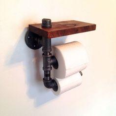 Держатель для туалетной бумаги лофт