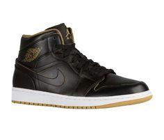 premium selection c3f25 61851 Jordan AJ1 MID Jordan Gold Shoes, Aj1 Mid, Sports Basketball, Basketball  Shoes,