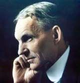 Henry Ford Color Automotive Picture