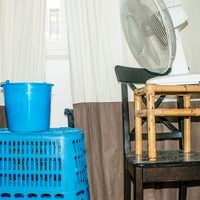 A dehumidifier removes moisture from the air reducing the chance of mold and mildew buildup. Dehumidifiers can reduce condensation buildup and improve the air quality inside a home. Dehumidifiers can be expensive and for those on a budget,  an economical choice may be a home made dehumidifier.