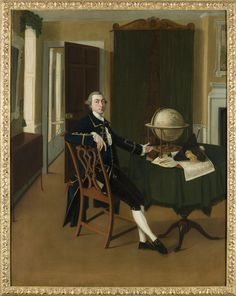 Scottish-born Alexander Dalrymple was a significant figure in Britain's maritime history. James Cook, John Thomas, East India Company, Space Gallery, Earth From Space, Art Uk, National Museum, Your Paintings, Stargazing