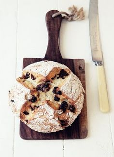 The Baker: Great Aunt Anna's Irish Soda Bread | Not Your Mother's® Cookbook