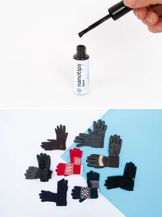 What do all of these gloves haven common? Well, yeah they keep your finger toasty, but they have also all been made touchscreen friendly with a dash of Touch Tonic. Grab a bottle of this magical stuff in our New Year's Sale.