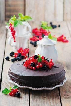 Jednoduchá čokoládová torta - zena.sme.sk