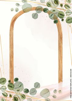 Get 7+ Simple And Elegant Cheers To 60 Years Invitation Templates With Vines The greenery (of all kinds) can make variety of arrangements dance, shimmer and help move all the attention to them. Thus, it makes them work extremely well either as home or even party décor. ...