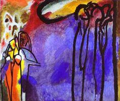 arte abstracto kandinsky - Google Search