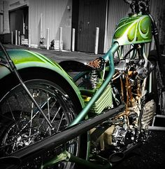 Chemical Candy Customs: Chops & Bobs..