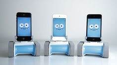 Romo: The Smartphone Robot for Everyone