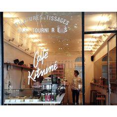 Café Kitsuné in Paris, Île-de-France