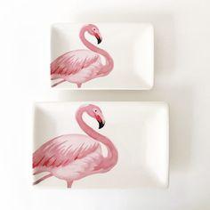 Conjunto de Pratos Flamingo | Storehouse Home Decor