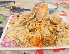Here is the Recipe of Potli Chicken Biryani you can prepare at home by following our easy step by step instructions along with photos.