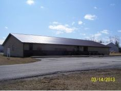 1850 Walter Glaub Dr. 5.19 acres zoned Industrial, easy access to US 30.  Features a 40x80 office building, paved parking, Many potential uses. Great location.