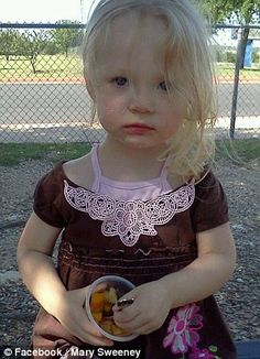 Alexandria Hill, Austin, Texas, USA, died July 31, 2013, at 2 years of age. After being taken from her parents because they smoked marijuana, Alexandria was beaten to death by her foster mother, Sherill Small.