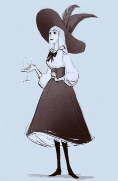 In a bit of a witchy mood…