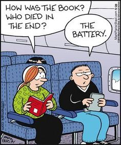 12 funny bookworm problems about reading ebooks and print books.
