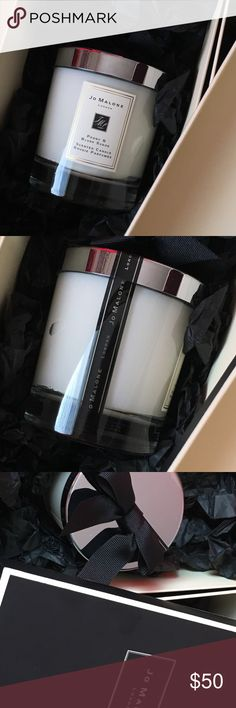 Jo Malone Peony & Blush Suede Candle Brand new, never opened Jo Malone Other