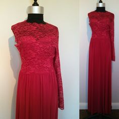 Evening dress that Im making for a wedding