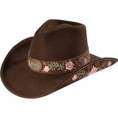 I love, I love, I love cowgirl hats!......