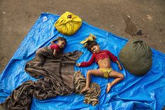 India - Life in the streets  @ Parrys Corner - Chennai by Arun Titan, via Flickr