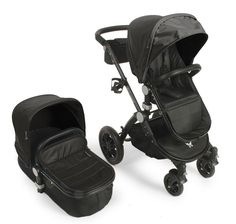 Babyroues Strollers - Letour Avant Luxe Leatherette