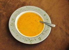 That Gluten Free Girl: Ginger Carrot Butternut Squash Soup (vegan, paleo)