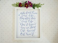 One Hand One Heart West Side Story  by BrightRoomStudio on Etsy