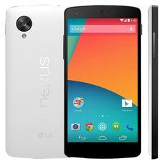 [USD163.63] [EUR149.08] [GBP117.04] Refurbished Original Google Nexus 5 / D821 16GB