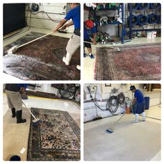 Moreover, our company is always willing to pick up and deliver your rugs that may be too big or heavy for you to lift and bring into us. We also have experienced technicians who will inspect and suggest the proper cleaning processes for your precious rugs.   Call Us Today For Your Free Quote 954-978-5737 561-434-0234 305-354-7677  We will happy to serve you!