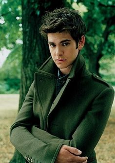 Andrew Garfield is sexy.