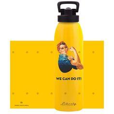 Product image for bottle with sport cap - saffron-mrs.r - 24 oz