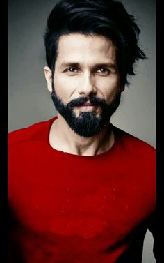 Shahid kapoor - New Site Hipster Mustache, Beard No Mustache, Shahid Kapoor, Shahid Khan, How To Trim Mustache, Barber Shop Haircuts, Cool Mustaches, Gents Hair Style