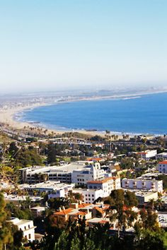 View from the Cross- Ventura, California.  HOME!