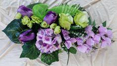 Znalezione obrazy dla zapytania stroiki na cmentarz zdjęcia Sympathy Flowers, Floral Arrangements, Floral Wreath, Bouquet, Wreaths, Plants, Wedding, Decor, Valentines Day Weddings