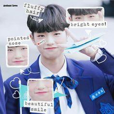 Dsp Media, Fluffy Hair, Ayato, Bright Eyes, Produce 101, Beautiful Smile, Kpop Boy, Boyfriend Material, Ulzzang