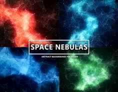 """Check out new work on my @Behance portfolio: """"Abstract space nebulas"""" http://on.be.net/1cWeA6b"""