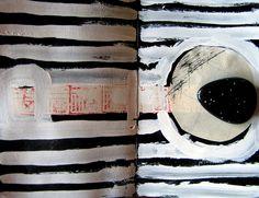 moleskin, Star diary serie nº 3 by magic fly Paula