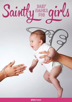 Heavenly baby names for your little girl