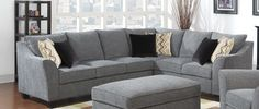 Emerald Home Furnishings Calvina Right Hand Facing Sectional & Reviews | Wayfair