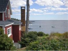Eastern Facing Vintage Cottage, Spectacular Sunrises Views To MonheganVacation Rental in East Boothbay from @HomeAway! #vacation #rental #travel #homeaway $2396 total