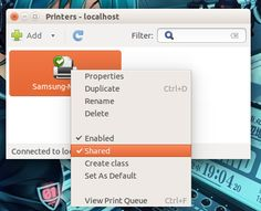 How to manage printers in Linux. Great tutorial on the printer configuration tool.