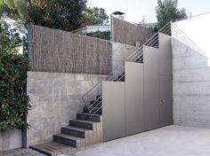 Lucernario diseño hierro • Metàl·lics Cabratosa • metalistería arquitectura