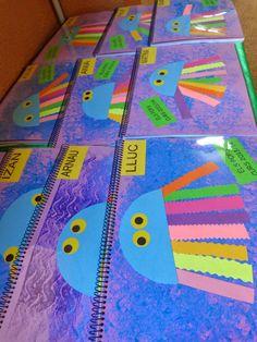 colorgroc: JORNADA DE PORTES OBERTES Diy Crafts For Kids Easy, Summer Crafts, Summer Art, Classroom Art Projects, Art Classroom, Projects For Kids, Ocean Crafts, Fish Crafts, Ocean Themes