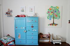 Emma's Eclectic Handmade Home — Nursery Tour