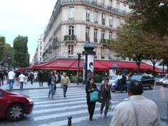 Paris France by Cruise Planners sales@letsvamoose (855) 538-7826 toll free https://www.letsvamoose.com Le Fouquet's