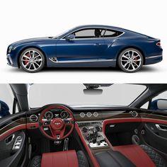 いいね!79件、コメント1件 ― Artur on cars.さん(@4wheels_world)のInstagramアカウント: 「All-new 2018 Bentley Continental GT…」