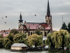 Ráckeve - Hungary Hungary, Cathedral, Community, Mansions, House Styles, Building, Travel, Home, Decor