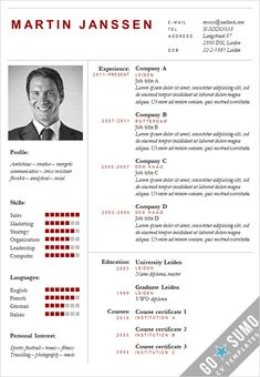 Cv  Resume Templates In One Package Creative Template In