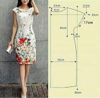 Long Dress Patterns, Skirt Patterns Sewing, Clothing Patterns, Sewing Clothes, Diy Clothes, Costura Diy, Sew Over It, Block Dress, Everyday Dresses