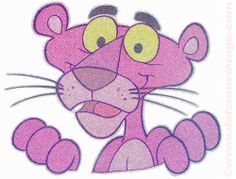 pink panther glitter t shirt - Google Search